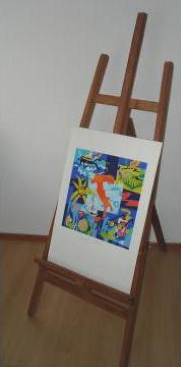 Trepied pictura (3 picioare) de la Ergo Art S.R.L