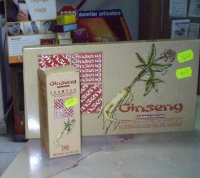 Supliment alimentar Ginseng - Radacina Vietii de la C. S. M. General Trading Srl