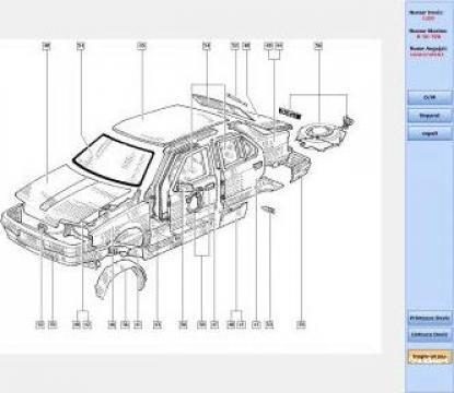 Software service auto CDMS Company Data Manager Software de la Centrul De Soft