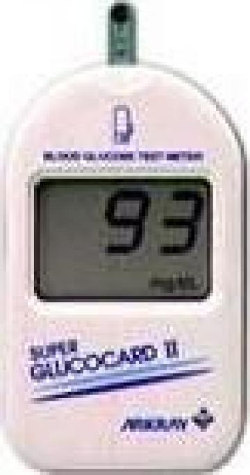 Glucometru Blood Glucose Test Meter de la S.c. Tehno Industrial S.a.