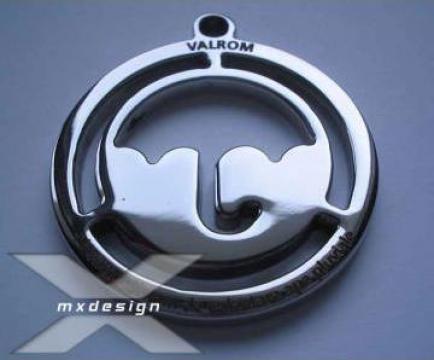 Breloc metalic - inox de la Best Invest Group
