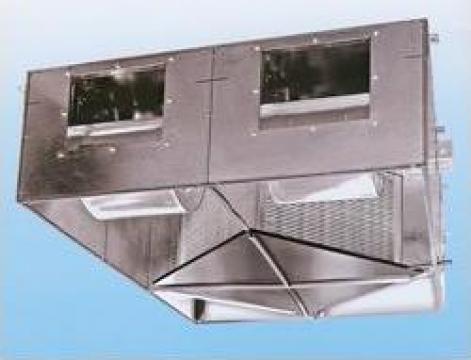 Baterie climatizare cu recuperare de caldura