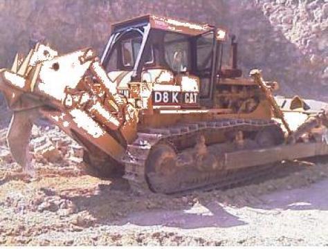 Excavator Caterpillar de la Zimaexport Consulting s.l.