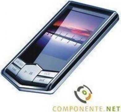 MP4 player 2GB ultra-slim de la Smart Net S.r.l.