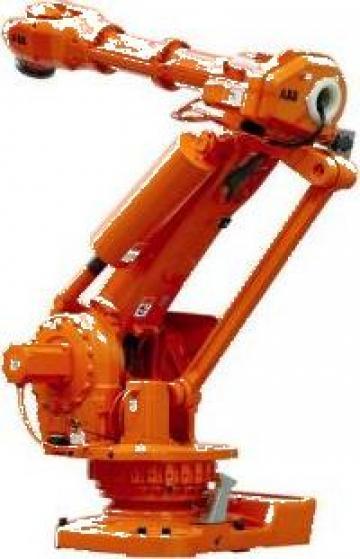 Roboti industriali si automatizari de la Filkon International Srl