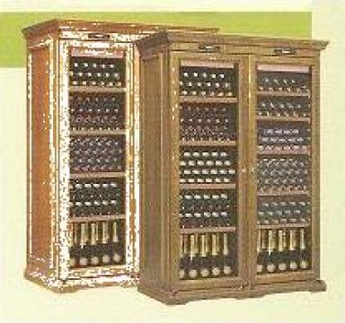 Vitrine pentru vinuri Bacchus Wood de la Mischel Leonardo Srl.