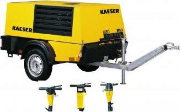 Motocompresoare Kaeser de la Idm Dinamic Srl