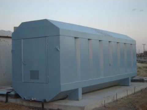Statii de epurare ape uzate industriale - NeyKim de la Neyserv International Srl
