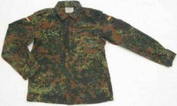 Bluzoane camuflaj armata germana de la D & G Invest Com S.r.l