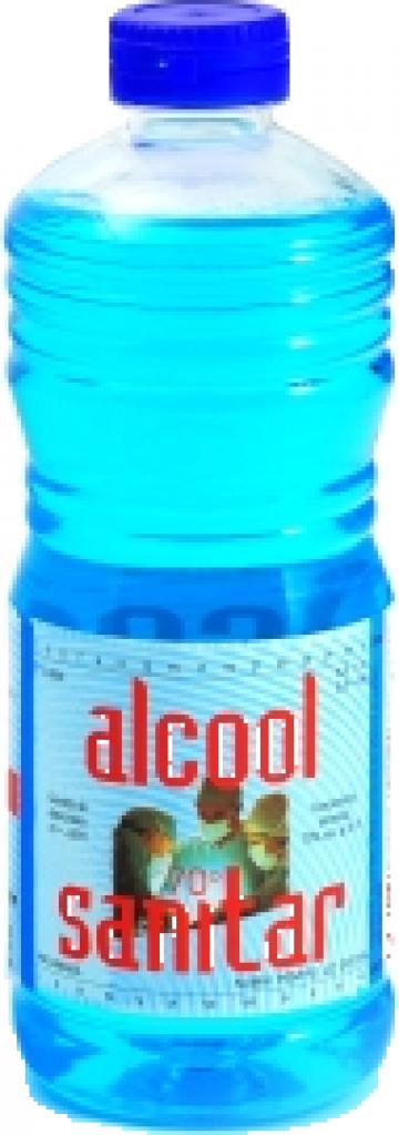 Alcool sanitar de la P.a.m. Corporation S.r.l.
