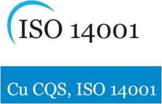 Consultanta pentru management de mediu de la CQS - Consulting Quality Servicii 9001 Srl