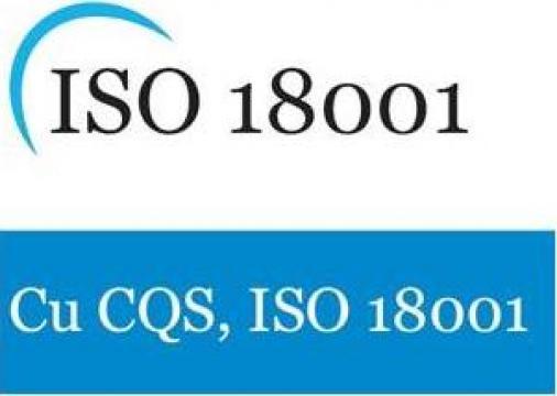 Consultanta sistem de sanatate si sanatate ocupationala de la CQS - Consulting Quality Servicii 9001 Srl