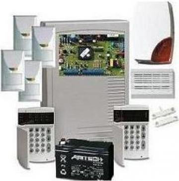Sistem de alarma pentru case si vile Aritech - Irlanda