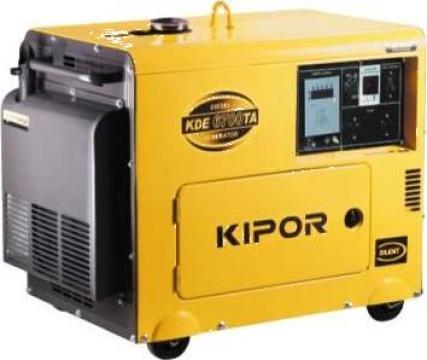 Generator electric cu automatizare, Diesel, 50 kVA de la Euro Distribution Srl
