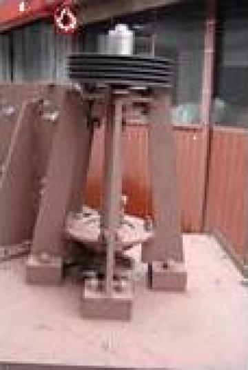 Ventilatoare pentru temperaturi inalte pentru cuptoare mari de la SC As Consult SRL