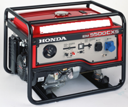 Generator Honda 5.5 Kw - 220 V