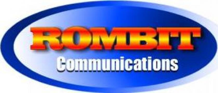 Servicii de telecomunicatii Hosted VoIP PBX Rombit TEL