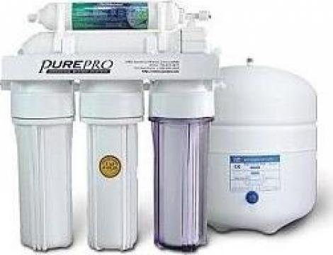 Sistem de purificare a apei economic de la Nordvestaqua