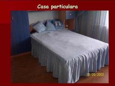 Cuvertura de pat de la Sc Miss Erika Center Srl