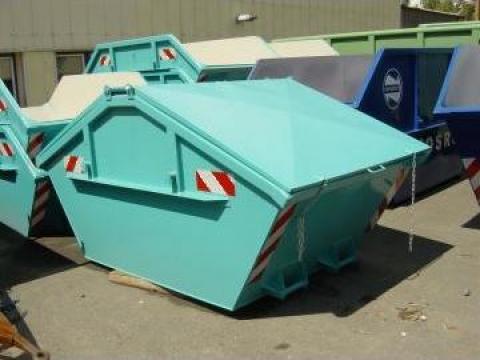 Container pentru transportul si depozitarea deseurilor