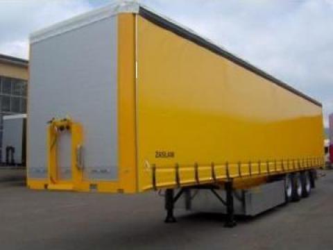 Semiremorca cu prelata cortina Trailis de la Euro Cargo Truck & Trailer