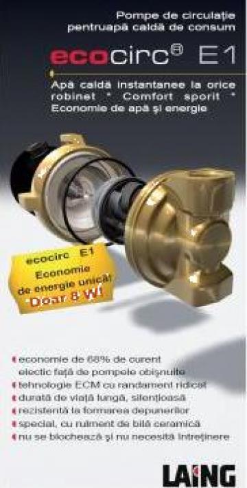 Pompa Ecocirc