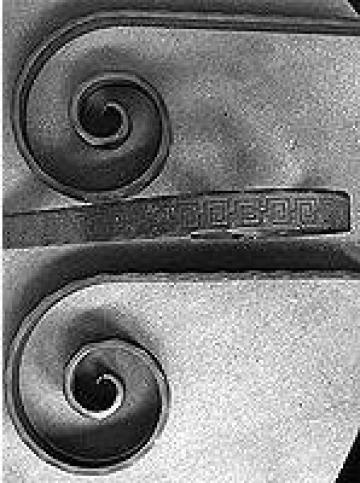 Elemente din fier forjat la rece si la cald de la Infomark Srl.