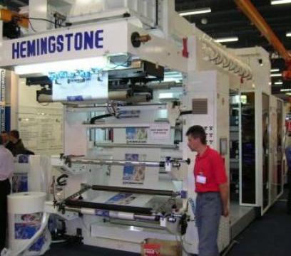 Masina de imprimat flexografica Hemingstone Stack