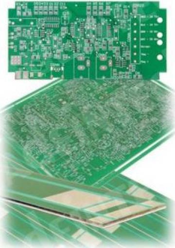 Placi circuite imprimate Placat FR4