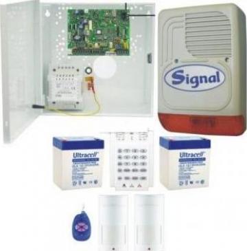 Kit alarma de exterior wireless Paradox Magellan MG5000