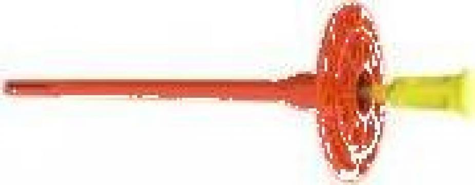 Dibluri fixare polistiren pe caramida cu gauri si bca de la Ebac Tehnic Srl