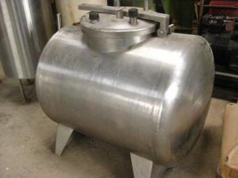 Cisterna pentru transport lapte 500 litri