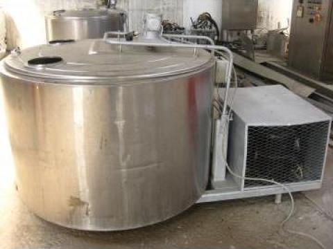 Vana racire din inox pentru lapte de la Frigomilk Srl