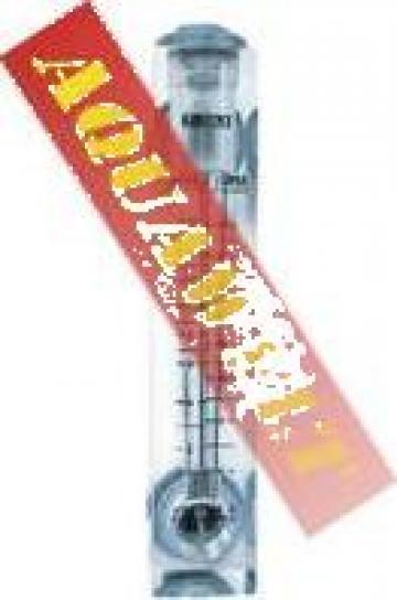 Debitmetru pentru apa, filtru, osmoza, purificator de la Welthaus Srl