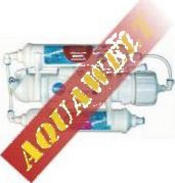 Filtru purificator cu osmoza inversa pentru acvarii de la Welthaus Srl