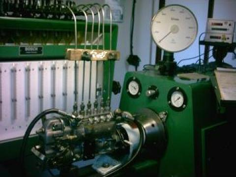 Reparatii pompe de injectie