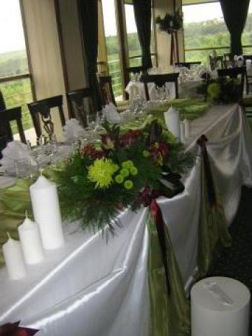 Amenajari sala nunta de la Sc Saria Soft Design Srl