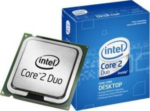 Procesor Intel Pentium Core 2 Duo de la Sc Ro-Computer Srl