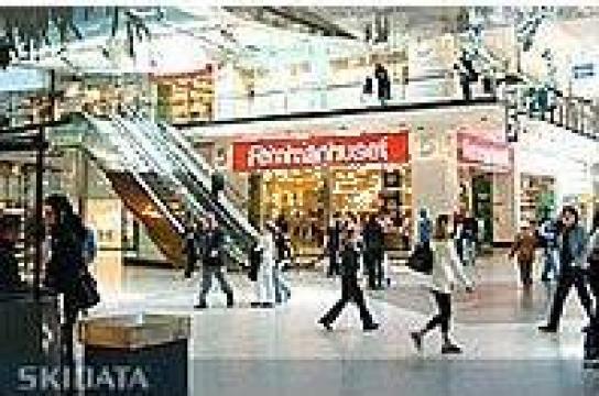 Servicii administrare parcari - centre comerciale, mall-uri de la Parking Experts Srl
