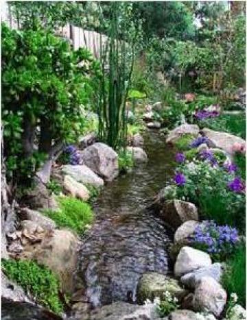 Cascade, cursuri de apa de la Special Garden Srl