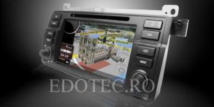 Navigatii Dedicate BMW 3 E46tv usb ipod bluetooth Net 3g de la S.c. Don 20 S.r.l.