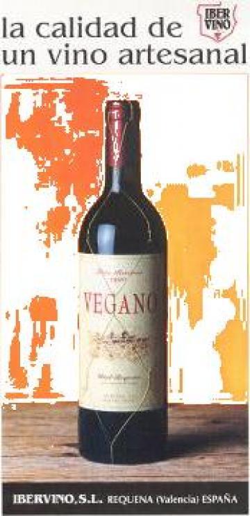 Vin spaniol de la Exspania