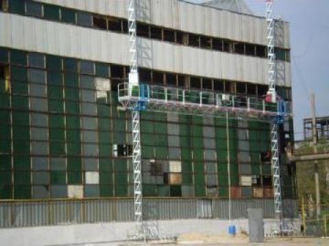 Inchiriere utilaje pentru constructii PEC 100 bicoloana de la Azzurra Piattaforme