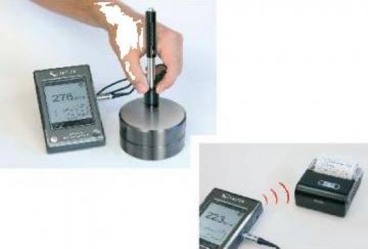 Durimetru digital portabil HMO de la Akkord Group Srl