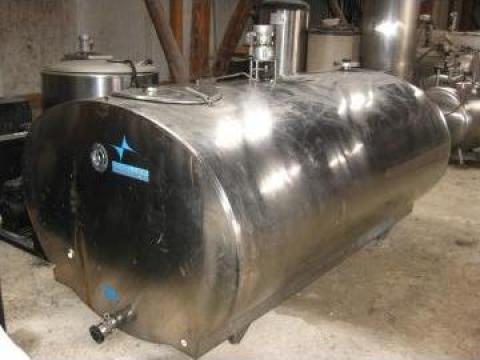 Tanc racire lapte Muller 2500 litri de la Frigomilk Srl