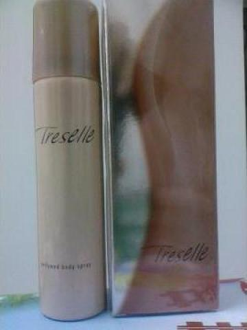 Set cadou parfum si deodorant Treselle de la Avoncosmetics Romania