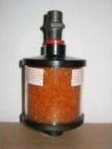 Filtru silicagel cu indicator umiditate de la Camen Trading Co. Srl