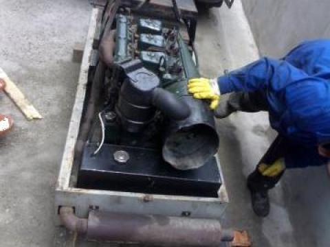 Generator de curent, motor termic de la Sudofim Serv Srl