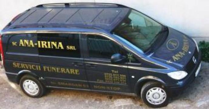 Transport funerar in Iasi de la Servicii Funerare Ana-Irina
