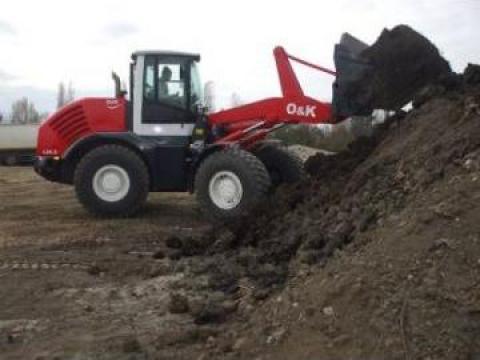 Inchiriere excavatoare de la As Construct Srl